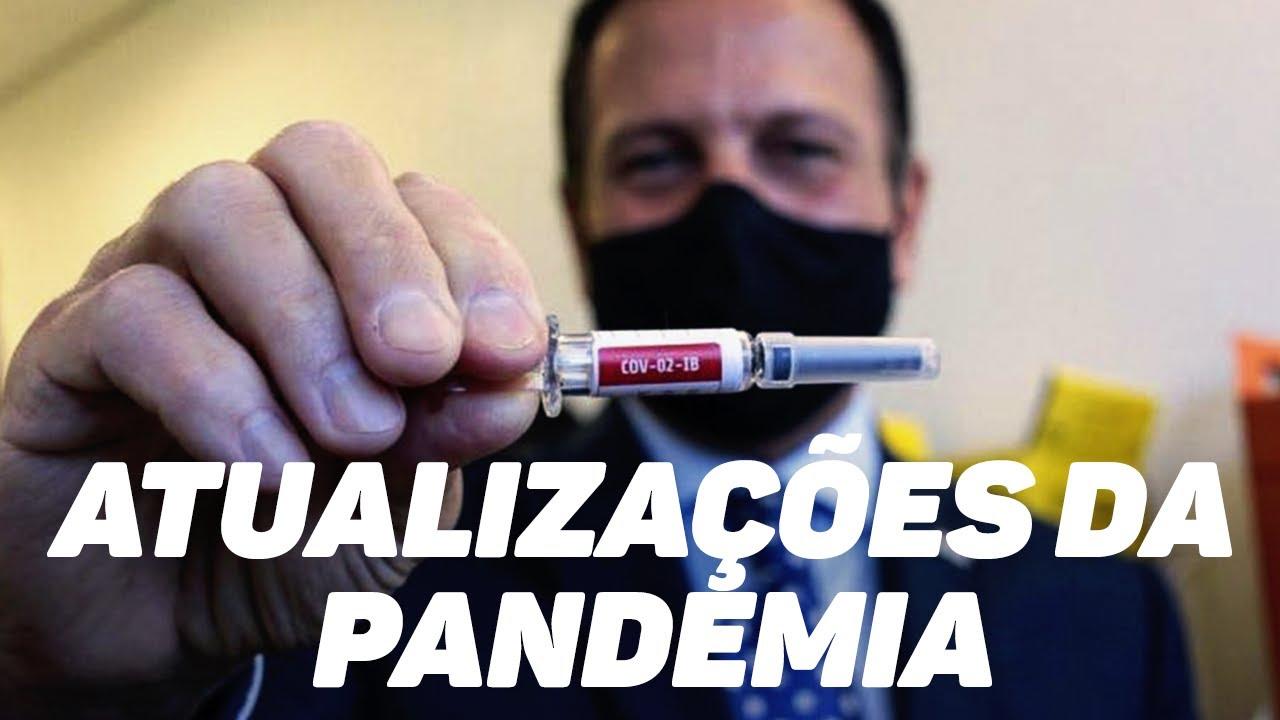 Coronavírus: Carnaval suspenso, São Silvestre adiada e a busca por uma vacina