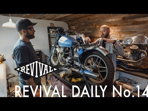 Updates and Two New Projects // Revival Daily No. 14
