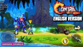 Garena Contra: Return English Version Gameplay (Android/IOS) screenshot 2