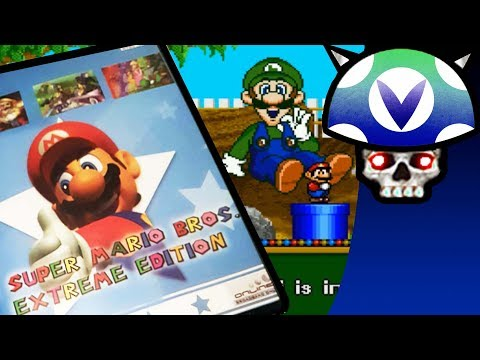 [Vinesauce] Joel - Super Mario Bros Extreme Edition ( PS2 Bootleg )