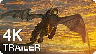 PETE'S DRAGON Trailer 2 + 1 4K UHD (2016) Disney