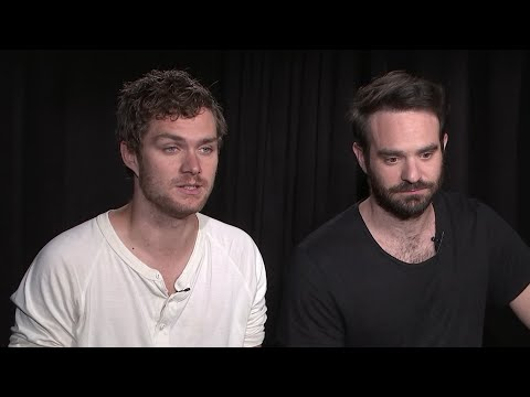 Charlie Cox, Finn Jones join forces for Marvel's 'The Defenders'