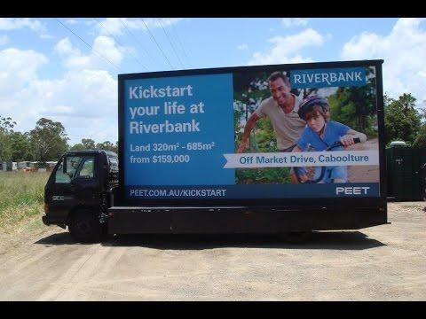 Truck Billboard Outer Sydney Truck Billboard