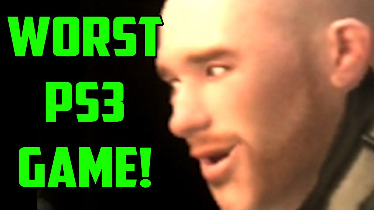 The WORST PS3 Game!  – Haze