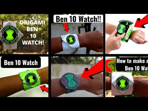 How to make Ben 10 Omnitirx - Best Ways Using Foam, Paper, Cardboard