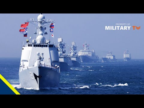China Now Has More Warships Than the U.S. Navy