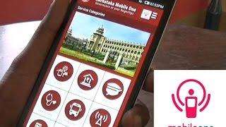 karnataka mobileone app demo features explained