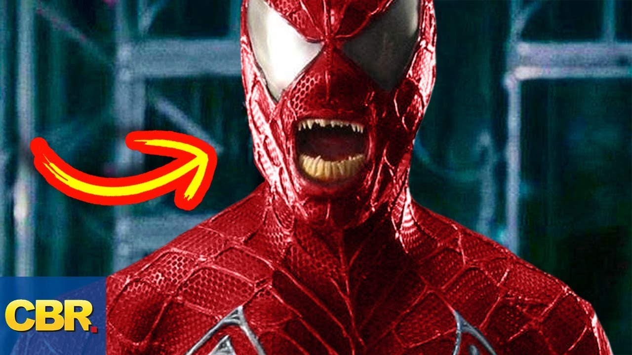 10 things that prove carnage is the ultimate villain youtube