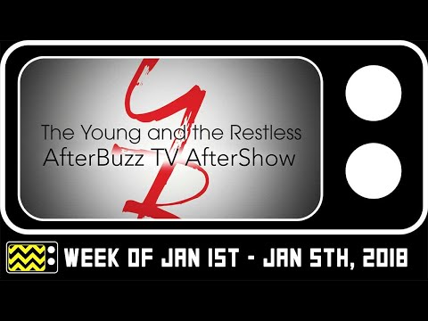 The Young & The Restless for Week of Jan 1st - Jan 5th, 2018 Review & Reaction | AfterBuzz TV
