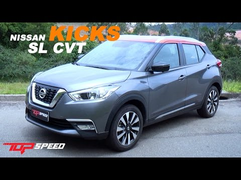 Avaliação Nissan Kicks   Canal Top Speed