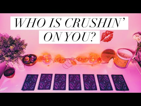 💋Who Has A Crush On You? 🌹Secret Admirer Check✨ Pick-a-Card