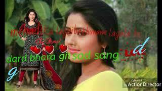 Download 2018 💔Ka dard bhara git 💗- mehadi ka lagaibu khunawe la lagala ho 💚 (HD super hit) 💙sad song💞 MP3 song and Music Video
