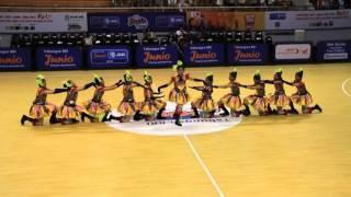 DANCE SMPN 6 SURABAYA(MODOL 02)2nd place JRBL 2013