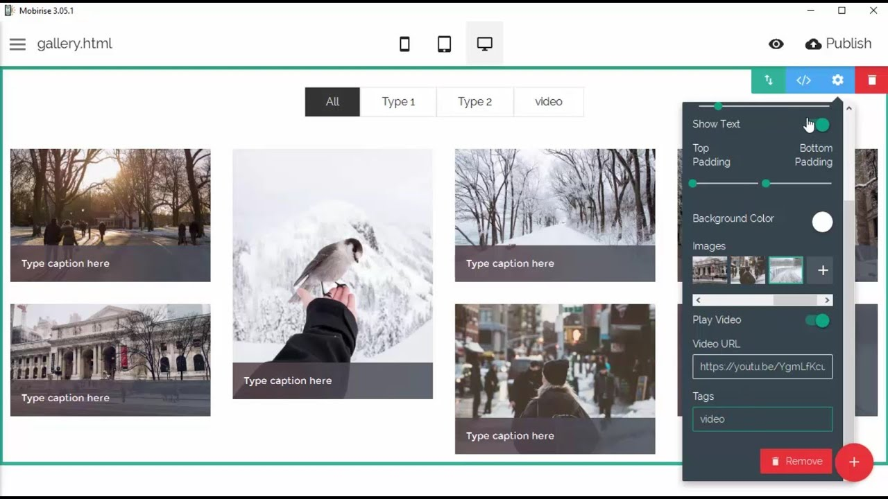 Free Slideshow & Website Maker  Visual Slideshow Software