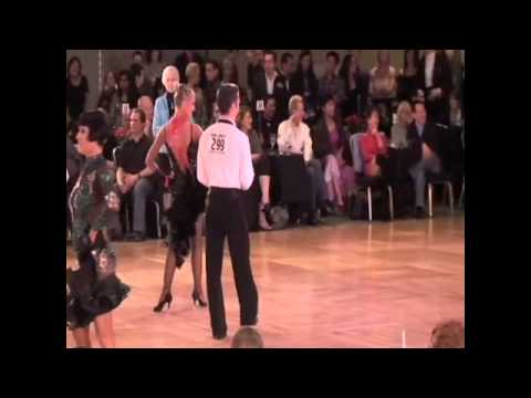 Holiday Dance Classic 2010 - Pro RS winners Sergei...