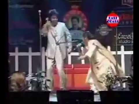 Mammootty Dance with sukumari (malayalam cine express)