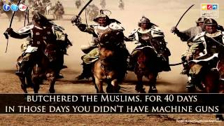 Genghis Khan vs The Muslim - Shaykh Zahir Mahmood - History
