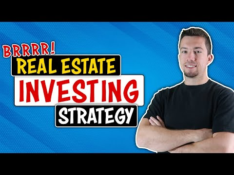 The BRRRR Real Estate Investing Strategy