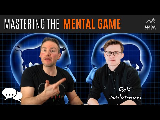 Mastering The MENTAL GAME Of Trading | TRADER'S MINDCHAT SHOW W/ GUEST ROLF SCHLOTMANN