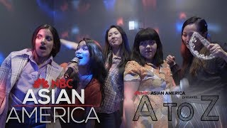 A To Z 2018: AzN PoP, Comedians And K-Pop Parody Band | NBC Asian America