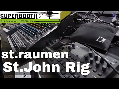 SUPERBOOTH 2021: St.raumen Pre Show Interview