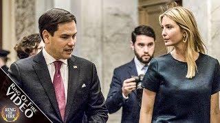 Ivanka Trump & Marco Rubio Team Up To Draft Amazingly Awful Legislation