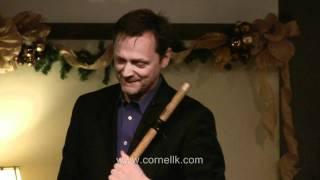 God Rest You Merry Gentlemen - Cornell Kinderknecht, bansuri flute