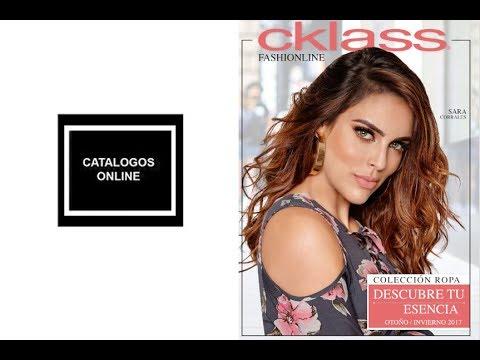 d2d138ce1 catalogo de Ropa Mujer Cklass otoño invierno 2017 - YouTube