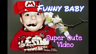 Try not to laugh video| Funny |Cute kids video | Mood Refreshing video