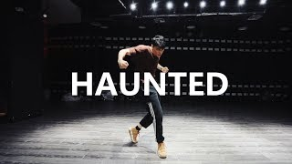 Haunted Stwo Sevdaliza Aritz Choreography GH5 Dance Studio