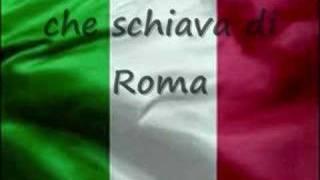 Fratelli d italia - ( Inno di Mameli) - lyrics