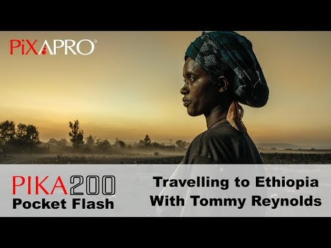 Travelling To Ethiopia Using the PIKA200 - With Tommy Reynolds