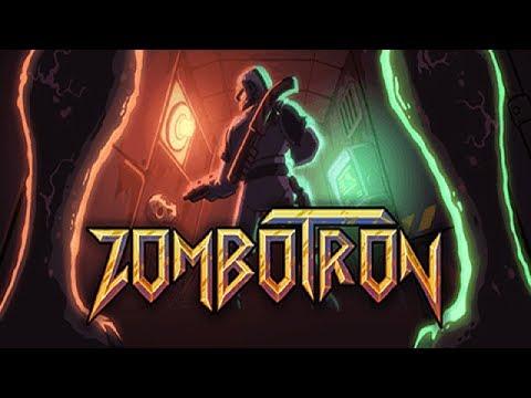 Zombotron ► Первый взгляд