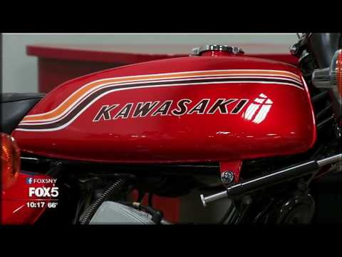 New York Enthusiast's Motorcycle Collection