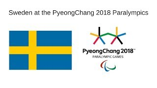 Sweden at the PyeongChang 2018 Winter Paralympic Games