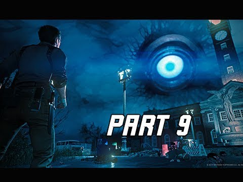 EVIL WITHIN 2 Walkthrough Part 9 - Theater District (PC Ultra Let's Play Commentary)