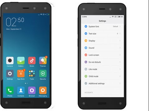 Full guide Installing Miui 7 on Amazons Fire Phone