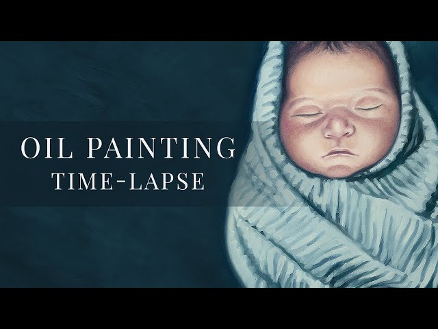 Johanna Grace » Oil Painting Time-lapse by tiSpark