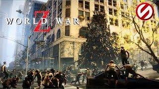 WORLD WAR Z - FIRST LOOK & GAMEPLAY