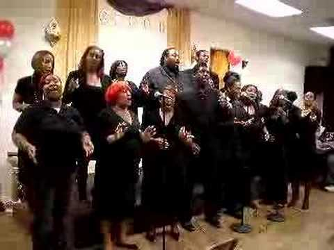 Conquering Power Church Choir (Great is the Lord)