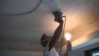裝潢油漆●研磨與清潔現場