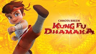 Chhota Bheem - Kung fu Dhamaka | Full Movie now available online