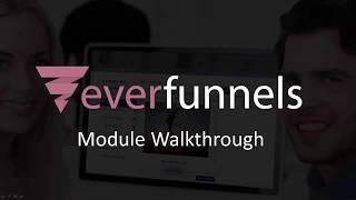 EverFunnel-Sales Page Walkthrough