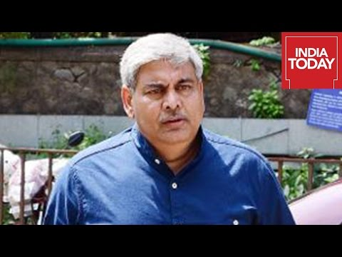 Shashank Manohar To Leave BCCI Post Due to Lodha Panel Heat
