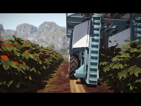Pure Farming 2018 - Colombia Coffee Harvest - Open World Free Roam Gameplay (HD) [1080p60FPS]