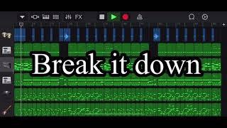 この音源を使用する場合は、ひとことコメントいただけるとありがたいです!! カラオケ 鈴木愛理 GarageBand Break it down 耳コピ.