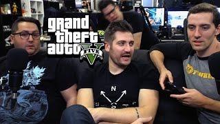 DRUNK GARBAGE - GTA 5 Gameplay