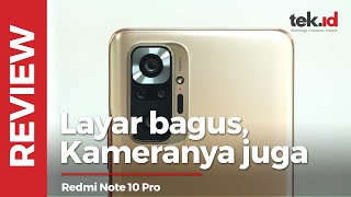 Review Xiaomi Redmi Note 10 Pro Indonesia