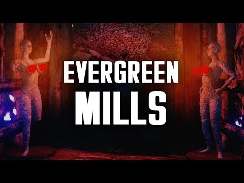 A Stomach-Churning Discovery at Evergreen Mills - Fallout 3 Lore