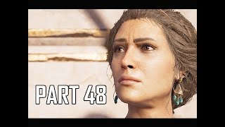 ASSASSIN'S CREED ODYSSEY Walkthrough Part 48 - PAROS (Let's Play Commentary)